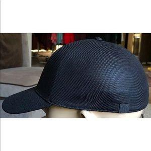 Men's Lululemon Single Panel Cap Hat Black